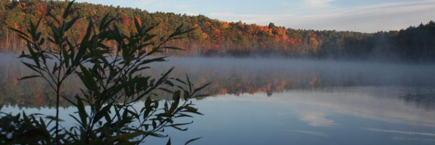 Great Barrington Land Conservancy invites you to explore the outdoors in the fall.