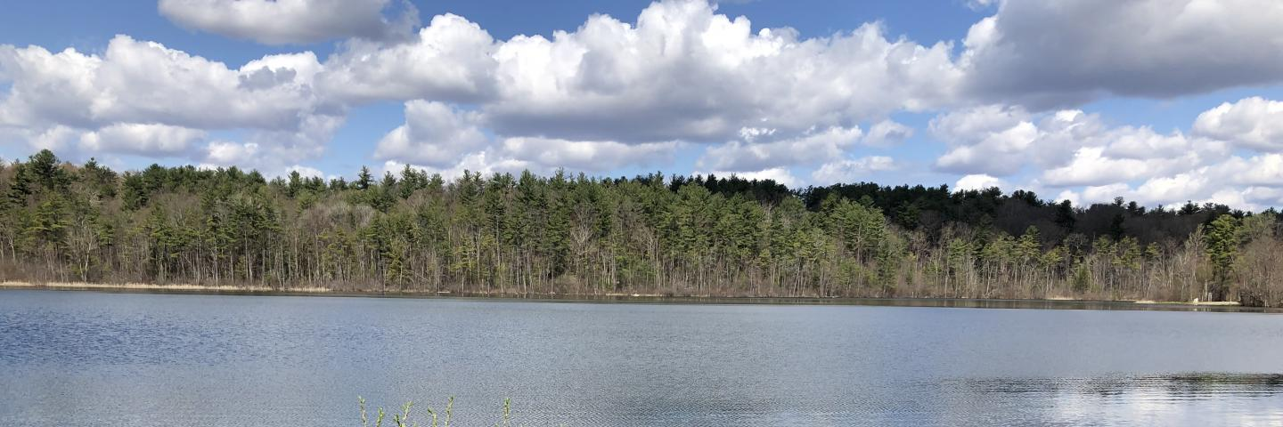 Enjoy early spring and summer at Lake Mansfield, Great Barrington
