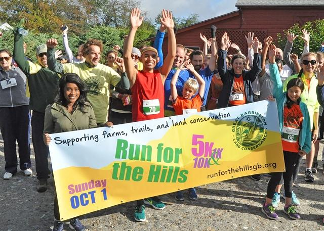 2017 Run for the Hills 5k Start