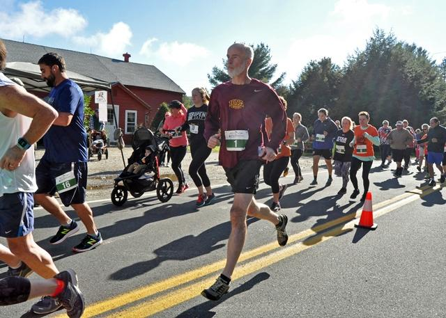 2017 Run for the Hills 5k for all ages