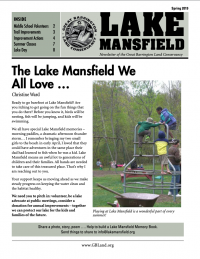 Lake Mansfield Newsletter 2019
