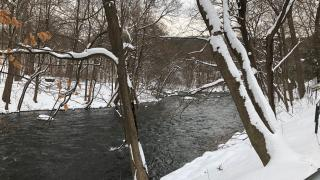 Heartflow River Walk winter